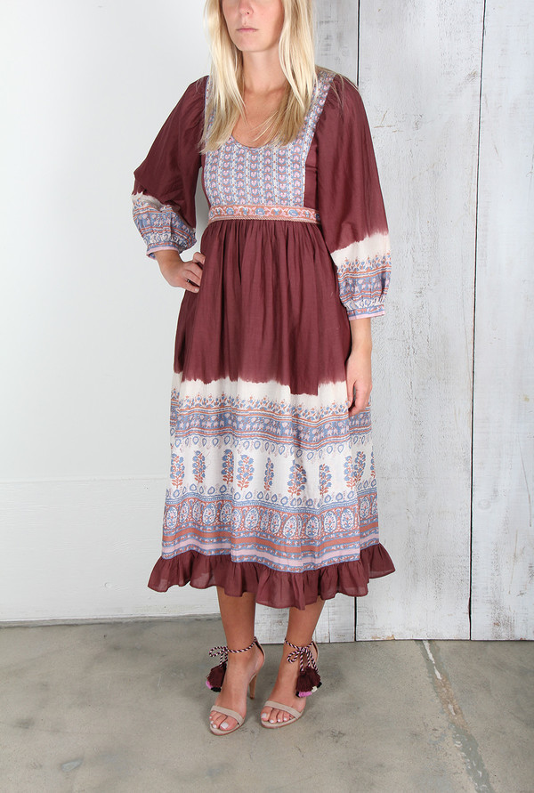 ULLA JOHNSON DONNA DRESS