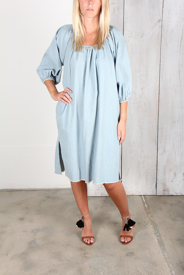 ULLA JOHNSON LOU DRESS