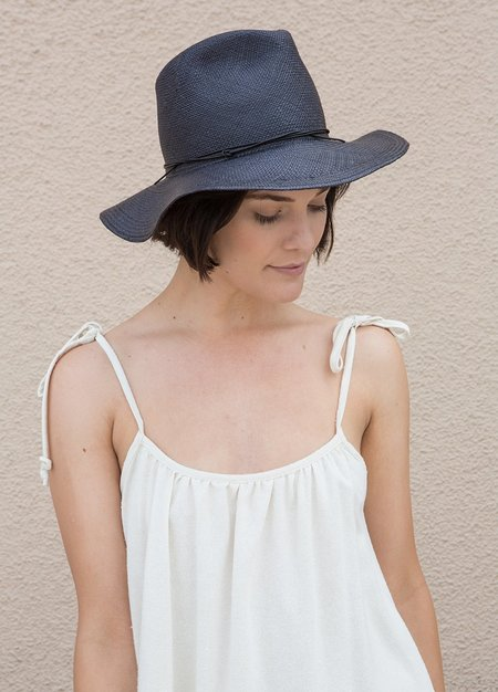 Brookes Boswell Prescott Hat - black