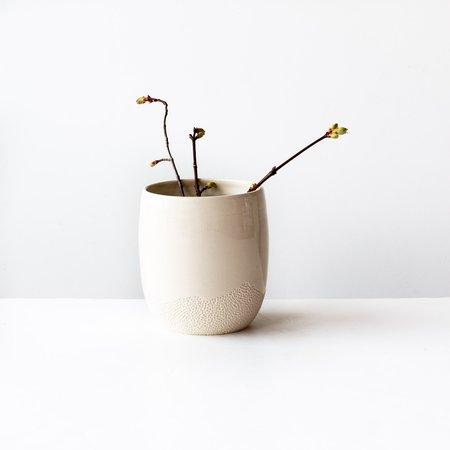 La Sauvage Honeycomb Texture Vase