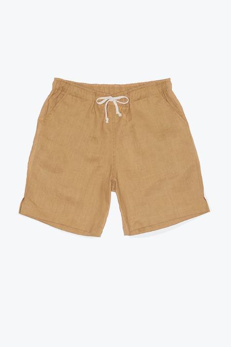 Alex Crane Bo Shorts - Gold