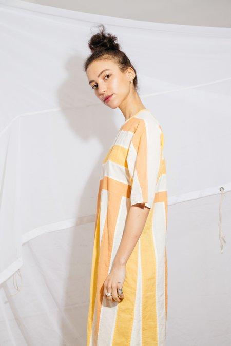Nikki Chasin ARNO DRESS - TANGERINE MULTI