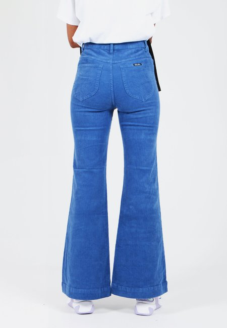 Rollas Eastcoast Flare Jeans - french blue cord