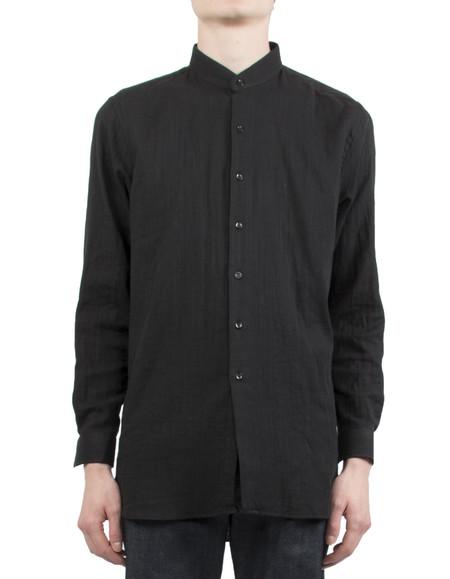 Naked & Famous Mao Shirt - Black