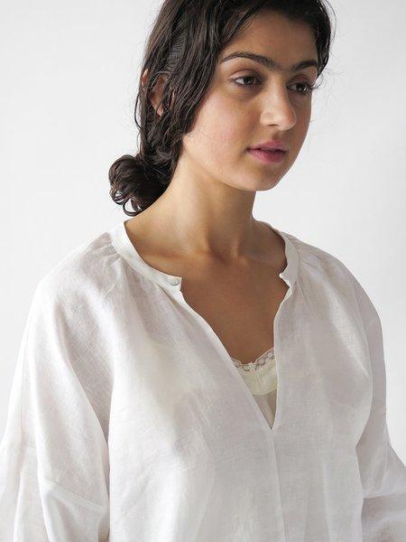 Erica Tanov patricia blouse - white
