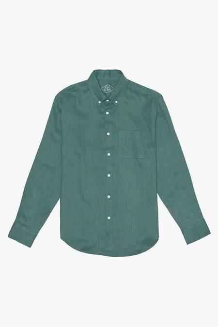 Alex Crane Playa Shirt - Pine