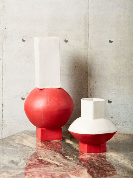 Bzippy & Co. Vases