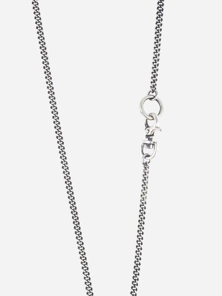 Jason Le Compte LA SF Punk Necklace - Silver