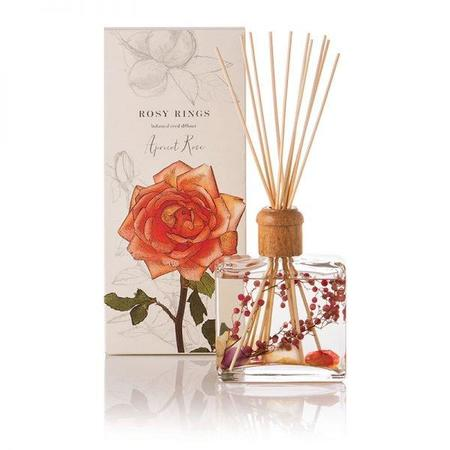 Rosy Rings Botanical Reed Diffuser - Apricot Rose
