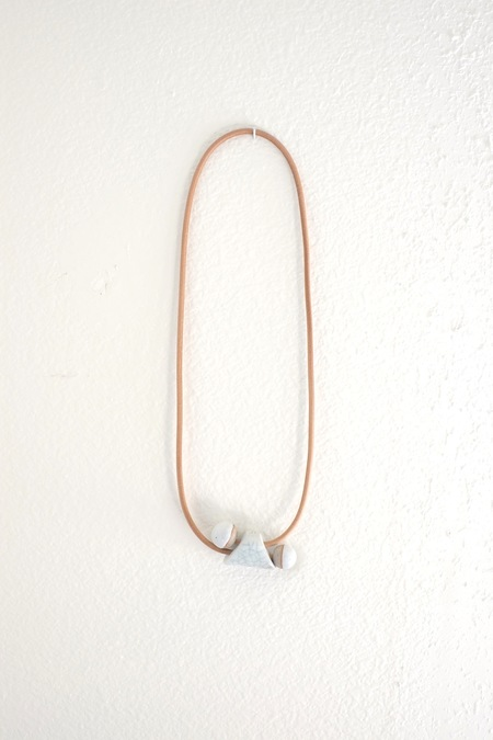 Jujumade balance necklace