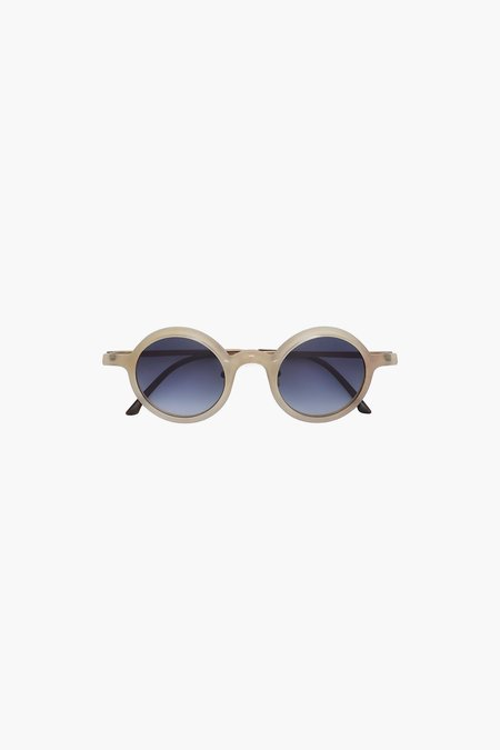 RIGARDS 0092 Horn Sunglasses - Amber