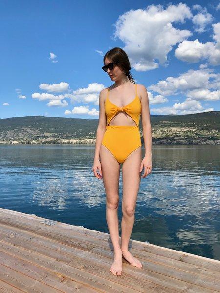 Mara Hoffman Kia One piece - Gold