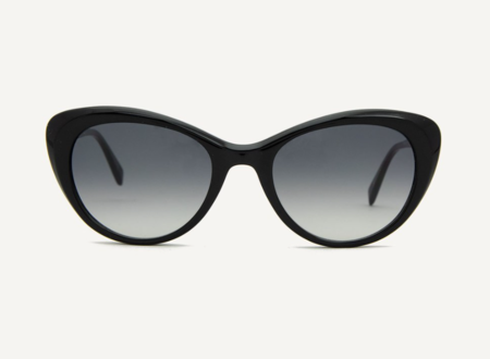 Dick Moby Sunglasses - Recycled Black
