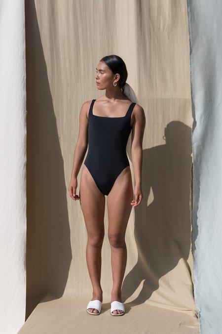 Pari Desai Sylph Swimsuit - Black