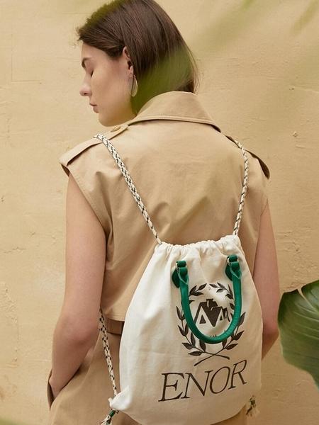 En Or Big Strap Eco Bag