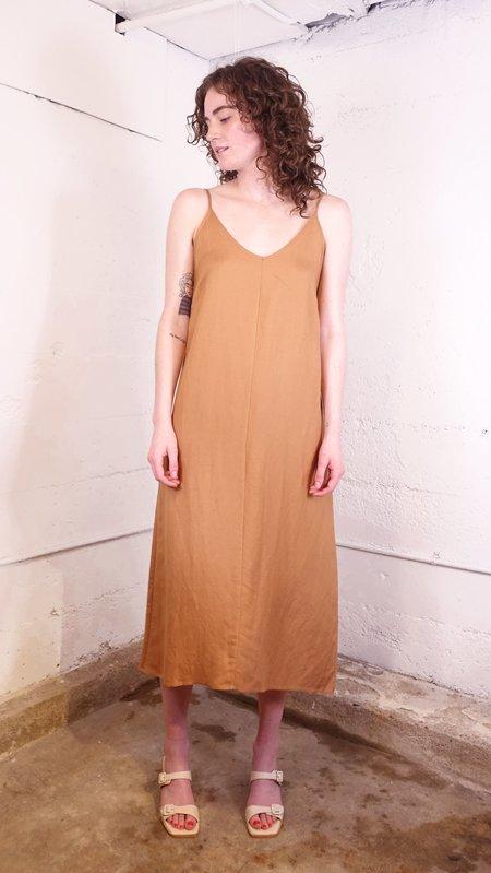 First Rite V Camisole Dress - Sahara