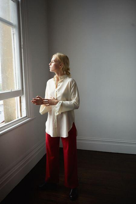 Mina Wool Sander Shirt
