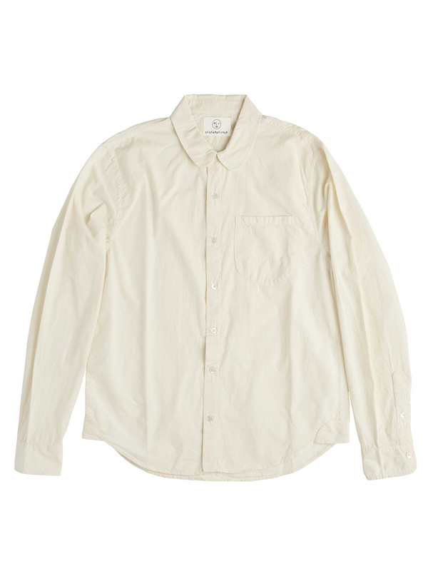 Olderbrother Classic Shirt - Natural