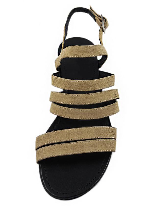 Cartel Footweal Sandal - Edzna Suede