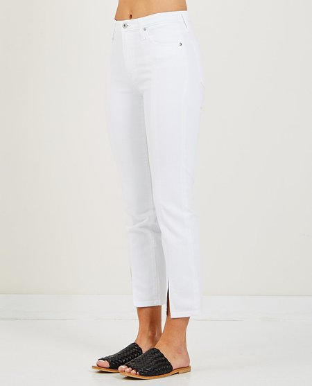 AG Jeans ISABELLE JEAN - WHITE