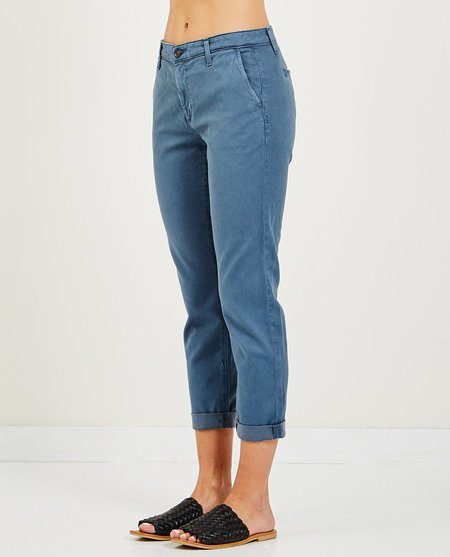 AG Jeans CADEN CHINO SULFUR - BLUE