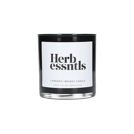 Herb Essntls Cannabis Infused Candle