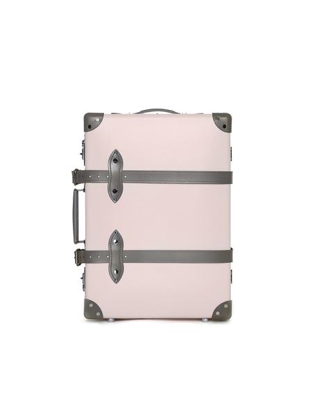 "Globe Trotter Emilia 20"" Trolley Case - Pink/Grey"