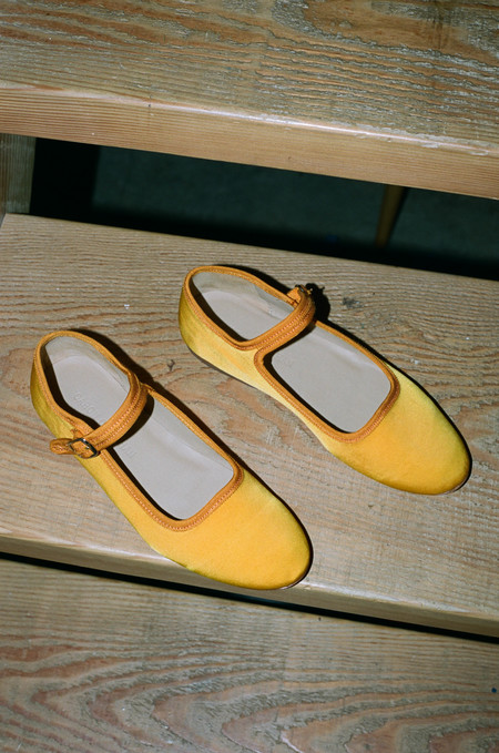 Caron Callahan Ellie Mary Jane - Yellow