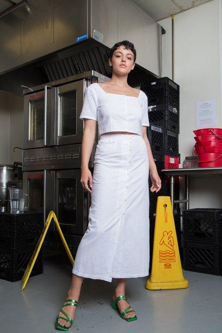 Paloma Wool Lalonde Skirt - white