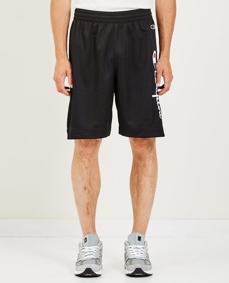 Champion SHORTS with LOGO PATCH - black