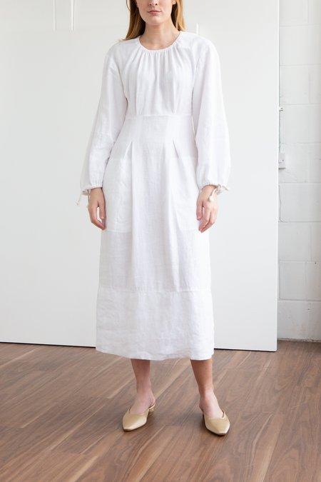 Wolf & Gypsy Vintage Happy Haus La Robe Boheme Dress - White