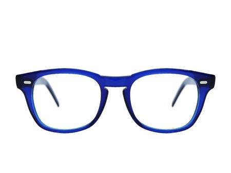 Cutler and Gross 1046 eyewear - BLUE
