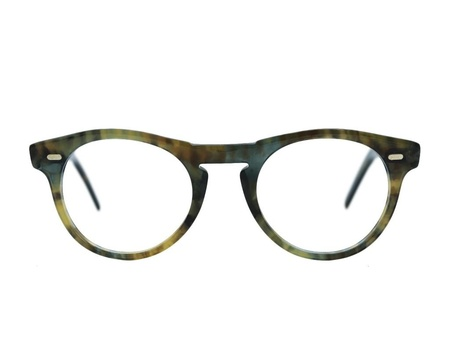 Cutler and Gross 1045 Eyewear - PERSIAN BLUE