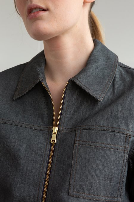 Bonnie Fechter Munroe Jacket - Grey