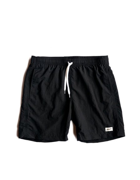 Bather Solid Trunk - Black