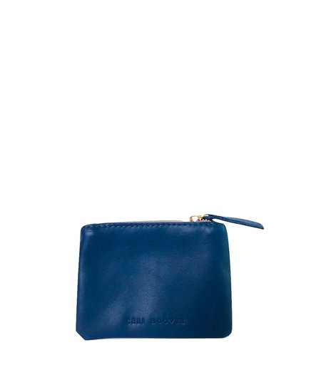 Ceri Hoover COIN POUCH - ROYAL BLUE