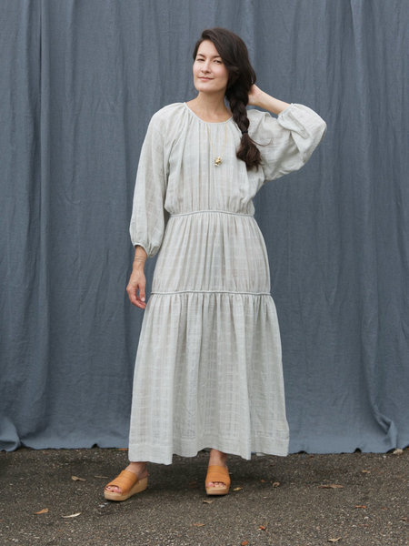 Hansel from Basel Rory Dress - Cloud