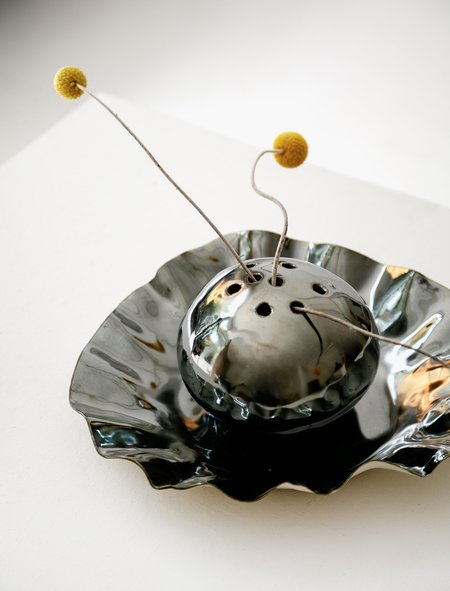 Nathalee Paolinelli Mirror Orb + Dish