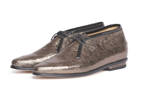 The Palatines Pinna Shoes - pewter