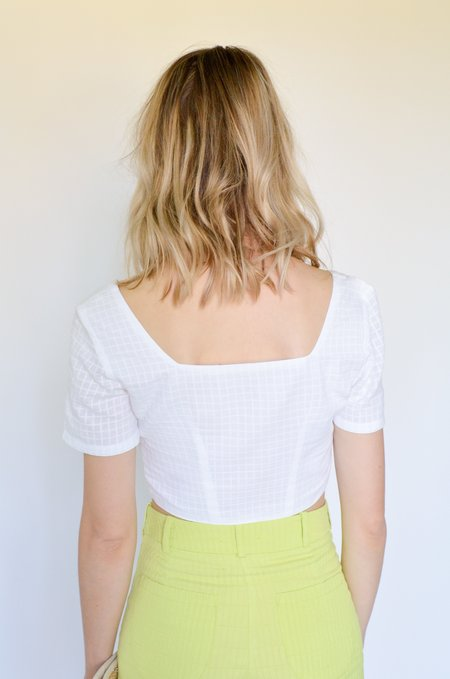 Paloma Wool Lenna Top - Off White