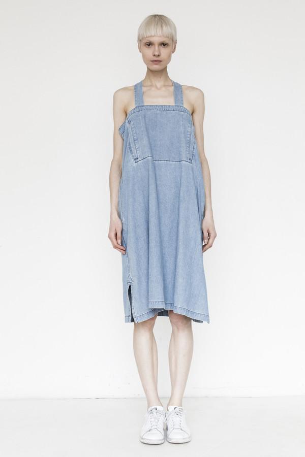 69 Cotton Pocket Dress