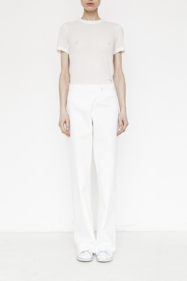Stoned Immaculate Denim Simple Pant