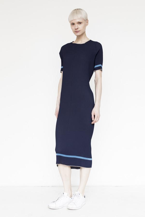 Kallmeyer Pleat T-shirt Dress