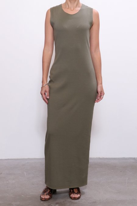 Raquel Allegra Maxi Dress - Army