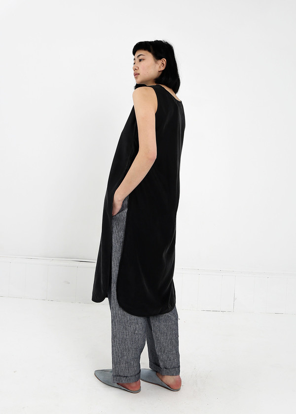Priory Black Gobi Tunic