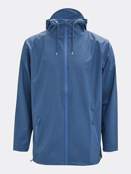 Unisex Rains Breaker Jacket - Faded Blue