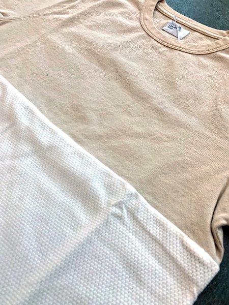 Les Basics Le Football Shirt - Stone/White