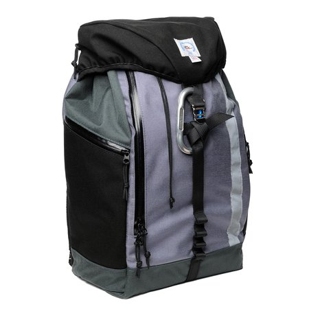 Epperson Mountaineering Reflective LC Pack - Raven/Coal/Steel