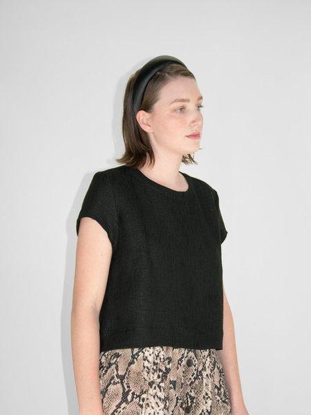 Beth Crosby Tee - Black