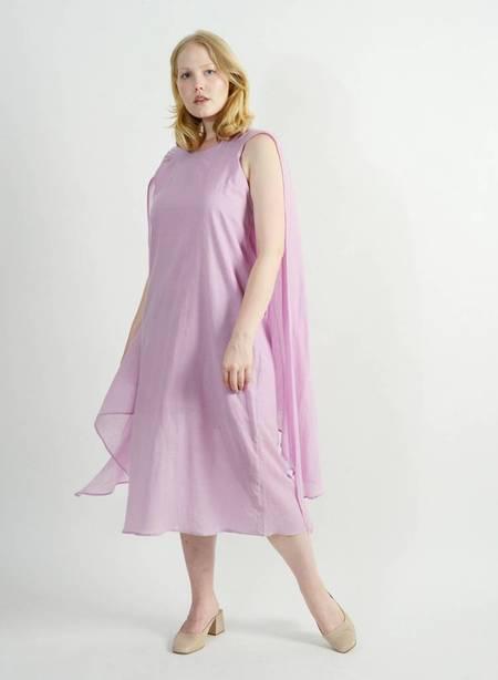 Meg Cecille Dress - Lavender
